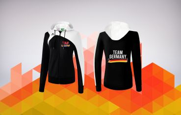 TAF Germany Jacke DAMEN